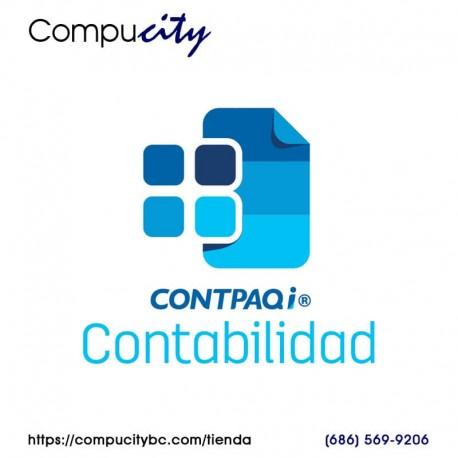 CONTPAQi Contabilidad Licencia Anual
