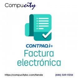 CONTPAQi Factura Electrónica Licencia Anual Multiempresa